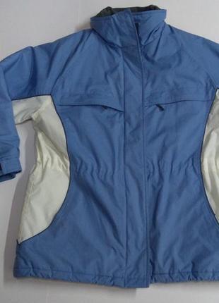 Куртка женская спортивная зимняя tcm размер 42-44