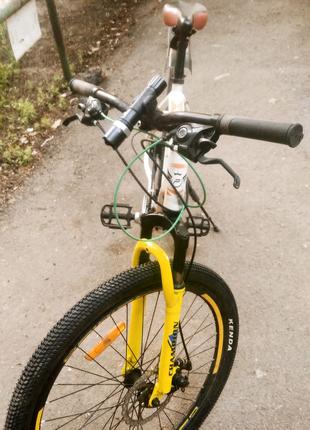 Велосипед Алюминиевая рама!