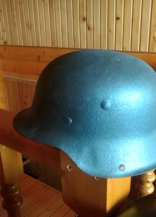 Каска нiмецького солдата