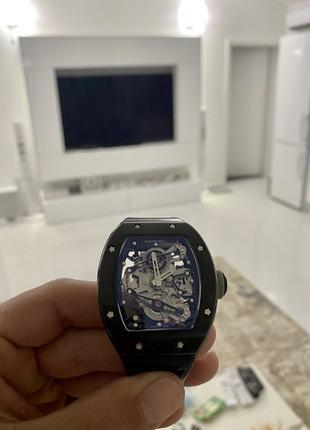 Часы-скелетоны Richard Mille