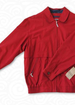 Легкая куртка baracuta s ветровка водоотталкивающая
