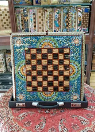 Персидские шахматы и нарды хэндмэйд