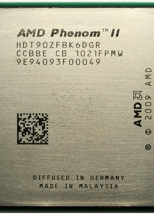 Процессор AM3 AMD Phenom ii x6 1090T BE 125W