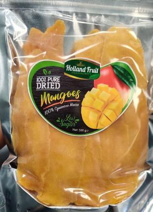 Манго сушеное Holland Fruit 500 г