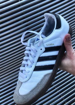 Adidas samba white оригинал!