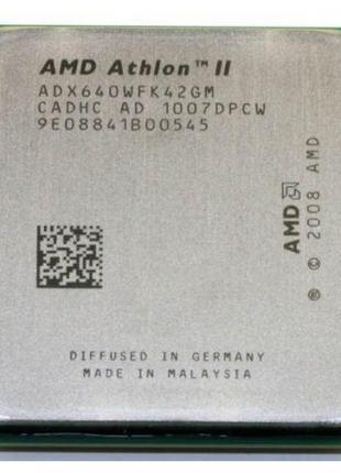 Процессор AMD Athlon ii x4 640 95W