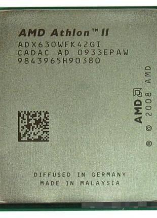 Процессор AMD Athlon ii x4 630 95W