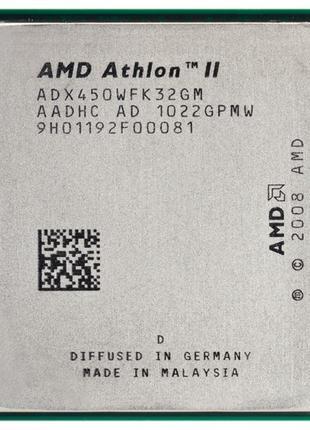 Процессор AMD Athlon ii x3 450 95W