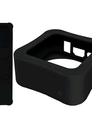 Чехол для пульта і приставки  Apple TV 4,4K.
