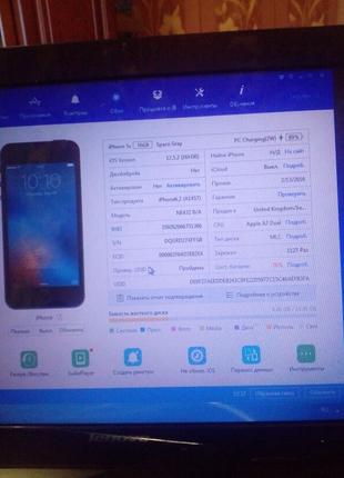 продам iphone 5s на 16gb.