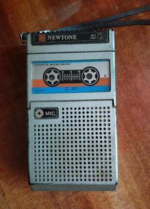 Радиоприемник. Радио. На запчасти. Гонконг. Hong Kong. Эпоха СССР