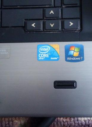 Core i7 HP Elitebook+ 3g встроенный модуль+считыватель кредитн...