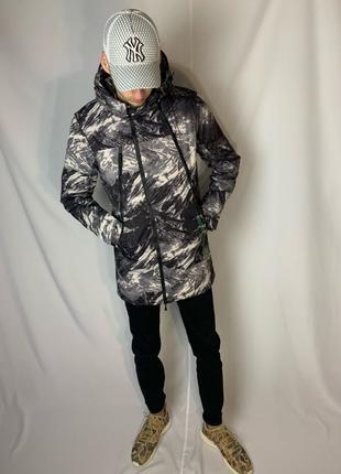 Куртка чоловіча (кепка на вибір у подарунок)