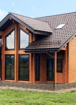 Строительство частных домов с нуля
