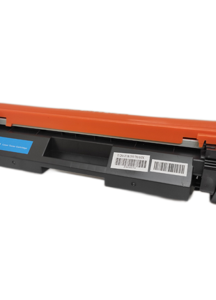 Лазерный картридж JetWorld JW-H217AN Black Черный 1600 страниц (а