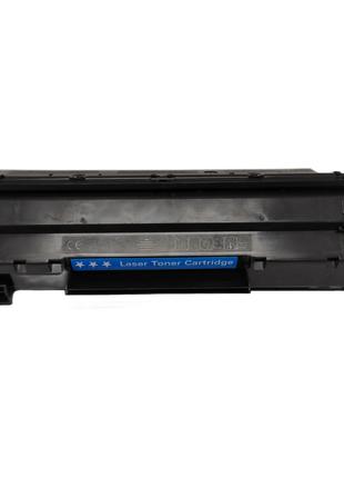 Лазерный картридж JetWorld JW-C737N Black Черный 2400 страниц