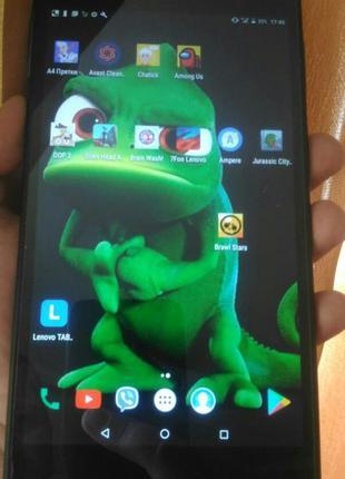 Планшет Lenovo телефон с сим картой 7андроид