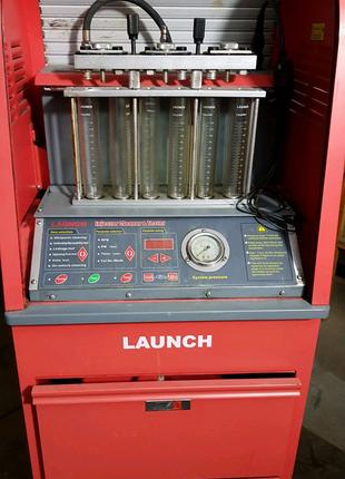 Стенд для диагностики и чистки форсунок Launch cnc 601a