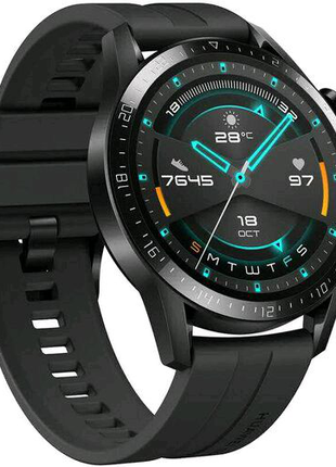 Смарт-часы HUAWEI Watch GT 2 Sport 46mm Matte Black