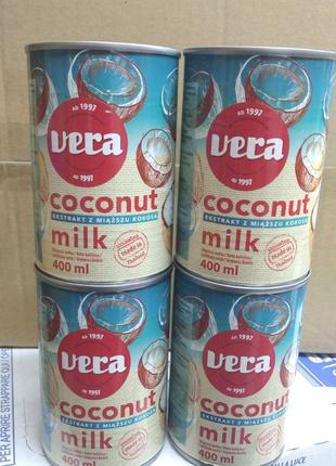 Молоко кокос