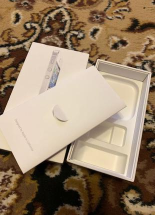 Коробка айфон 5