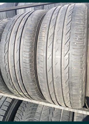 205/55 R16. 2 шт Bridgestone  turanza t001