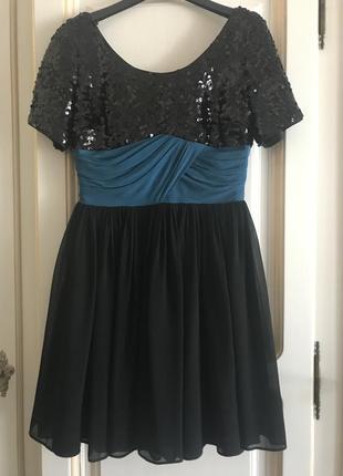 Шелковое коктельное платье See by Chloe, р. М