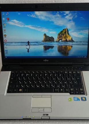 Ноутбук FUJITSU LIFEBOOK E780 Core I5-540m