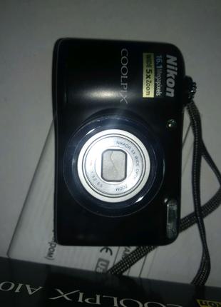 Цифровая фотокамера Nikon coolpix A10