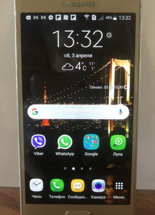 Смартфон Samsung Galaxy A5 SM-A500H Оригинал