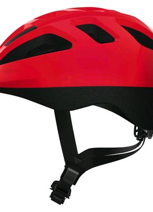 Велосипедний дитячий шолом ABUS SMOOTY 2.0 S 45-50 Shiny Red 8185