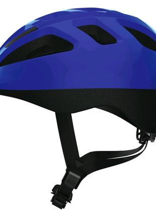 Велосипедний дитячий шолом ABUS SMOOTY 2.0 S 45-50 Shiny Blue 818
