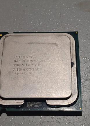 Процессор сокет 775 Intel Core 2 Duo E4400 2.0GHz 2M 800МГц шина
