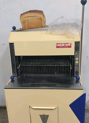 Хлеборезка - хліборізка Wabama обладнання оборудования.