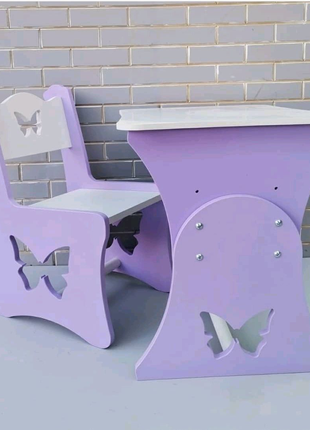 Новинка! Детский стол, столик детский, комплект мебели