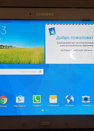 Продам планшет Samsung Galaxy Tab 4 SM-T531 16GB