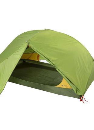 Палатка Exped Lyra II (полный вес 2,1 кг.) MSR Hubba Hubba
