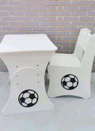 Детский стол, столик и стульчик, стол для мальчика
