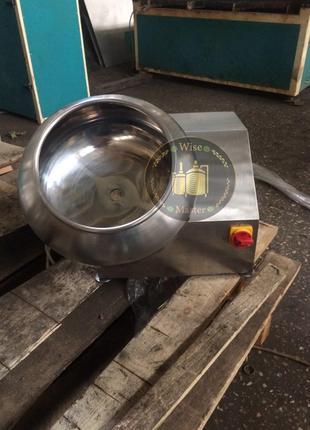 Дражувальна машина, Лабораторний барабан 380 Воль, Нерж 3л