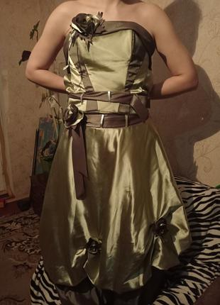 Плаття коктельне