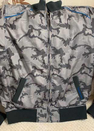 Куртка ветровка Fishbone NewYorker весна-осень новая оригинал