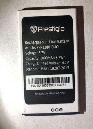Продаю: Батарея - Prestigio PFP1280 DUO