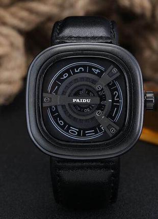 Мужские наручные часы Paidu черные
