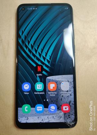 Samsung A11 SM-A115F 2/32 Gb трещины на сенсоре оригинал