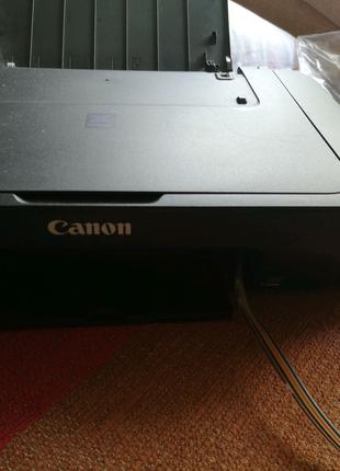 МФУ Canon E 414 с СНПЧ