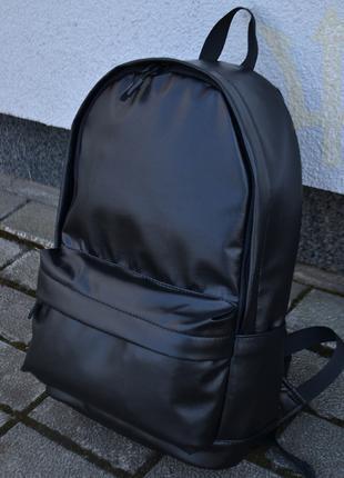 Рюкзак из эко-кожи. Унисекс