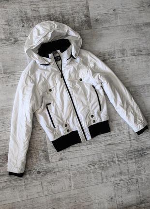 Куртка демисезонная осенняя бомбер