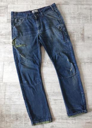 Крутые джинсы cropp town