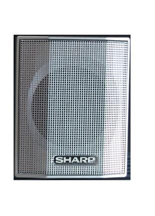 """Защитные сетки """"Sharp"""" для динамиков 65-70 мм"""