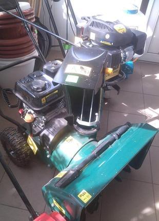 Бензиновий снігоприбирач ОПР 163 СМ3